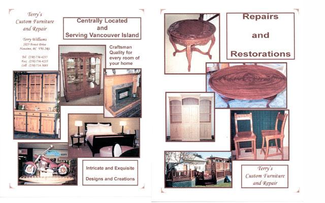 Terryu0027s Furniture Repair